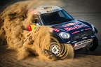 MINI ALL4 RACING Nasser Al Attiyah 12