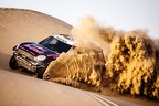 MINI ALL4 RACING Nasser Al Attiyah 13