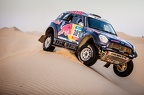 MINI ALL4 RACING Nasser Al Attiyah 20