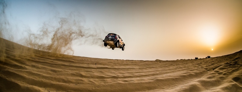 MINI ALL4 RACING Nasser Al Attiyah 28