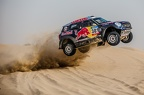 MINI ALL4 RACING Nasser Al Attiyah 30