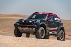 MINI John Cooper Works Rally Media Desert Experience 149